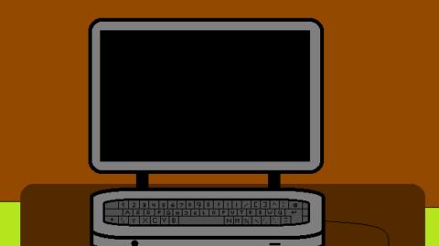 Un lavoro nel campo dell'informatica