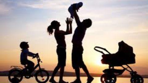 """La famiglia """"perfetta"""""""