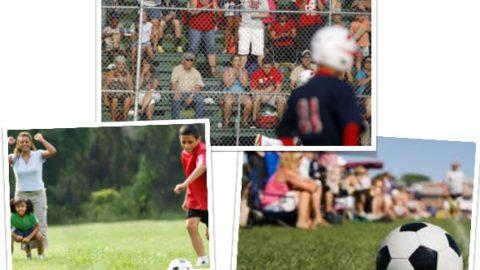 Genitori: sportivi più di noi