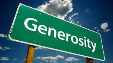 ONESTA' E GENEROSITA': LE BASI DI UN BUON PAESE