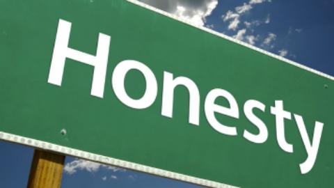Seguiamo il vecchio esempio: onesti e generosi!