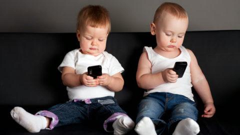 Dipendenti dai cellulari