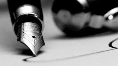 La penna, uno strumento dimenticato