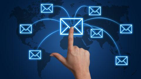 e-mail e Penna