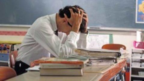 CREDIAMO DAVVERO CHE LA SCUOLA PROCURI STRESS?