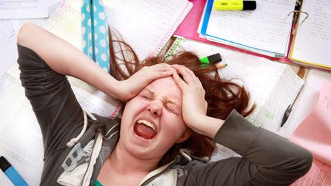 Una scuola da stress.