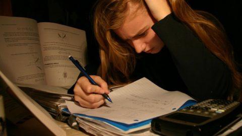 SOS: Stress o scuola?