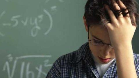 Stress scolastico