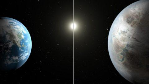 Il pianeta gemello della Terra