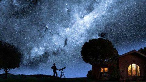 Viaggio nell'universo misterioso