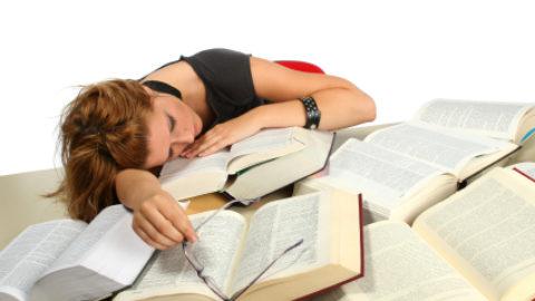 MENO NOTTI IN BIANCO PER GLI STUDENTI