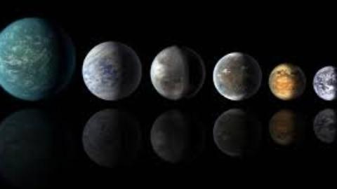 La vita sui pianeti gemelli della Terra