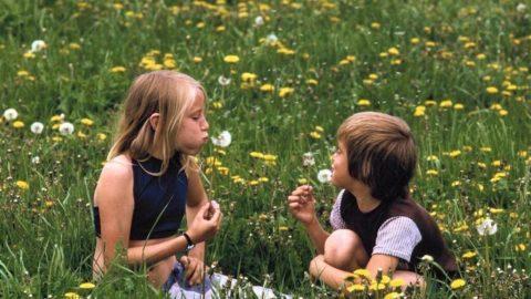 Giovani e natura