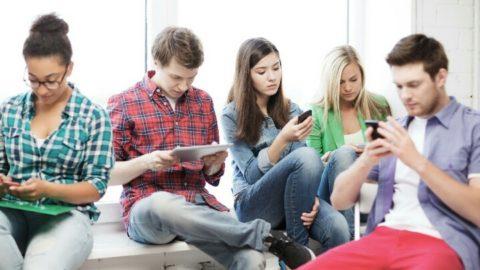 Riuscireste a resistere senza il vostro smartphone?