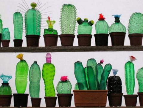 Riutilizzo della plastica