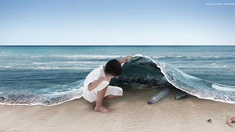 No a un mondo di plastica!