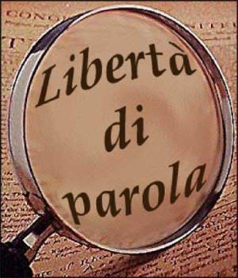 LA LIBERTA' DI ESPRESSIONE E L'IMPORTANZA DELLA PRIVACY