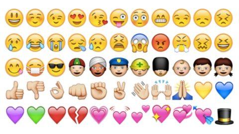 Gli emoticon: una nuova scrittura