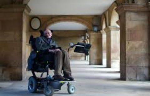 Stephene Hawking e la sua vita