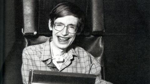 Stephen Hawking: una leggenda