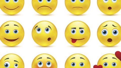 Le emoticon cambiano la scrittura