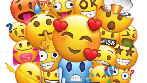 Emoji: sbagliate ma non troppo