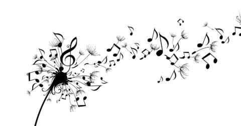 La musica, unica cura.