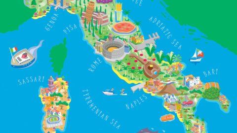 ITALIA CAPOFILA DELL'UNESCO
