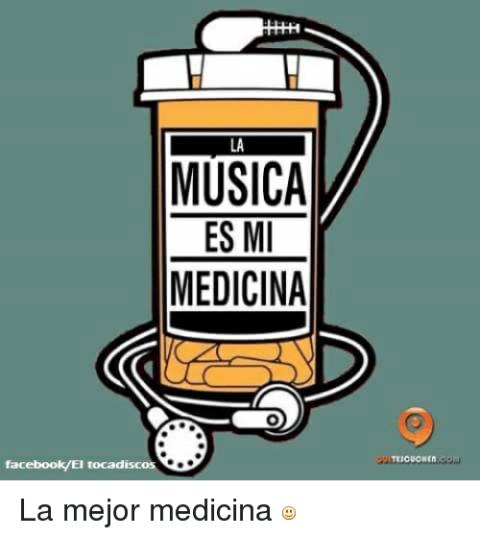 MUSICA: LA MEDICINA IDEALE