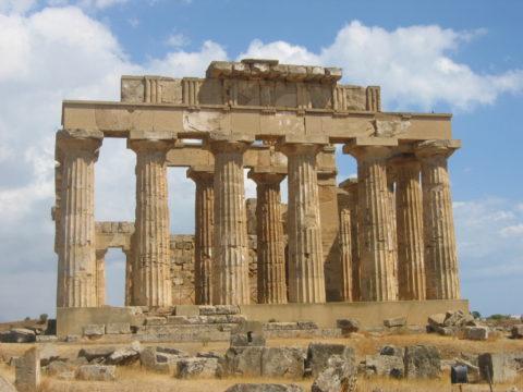 Nuova vita al Tempio di Selinunte