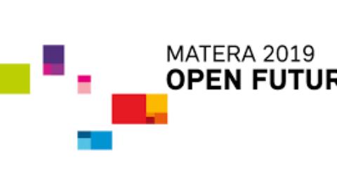 """Matera: """"Open future"""""""