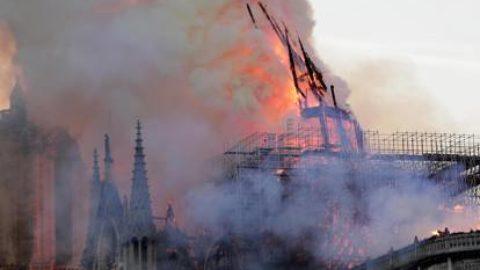 L'incendio di Notre-Dame: un evento globale