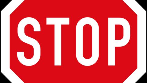 Fermatevi finché potete.