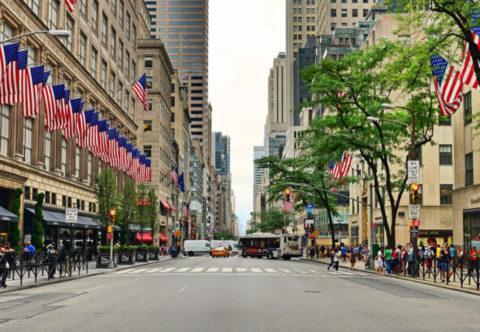 Non toccate la Fifth Avenue, per favore