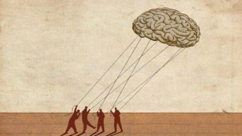 Le nostre grandi menti in fuga dall'Italia