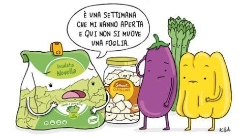 Ecco il ruolo dello spreco alimentare nel mondo
