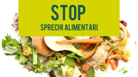 Stop agli sprechi alimentari!