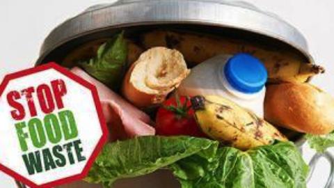 Lo spreco del cibo in una società viziata