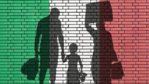 L'emigrazione dei giovani italiani