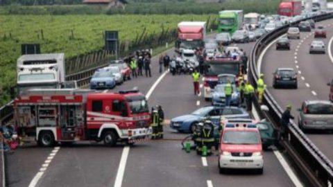 I dati in aumento sugli incidenti stradali