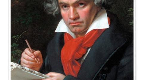 """""""Ludwig Van Beethoven e il suo sogno"""""""