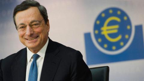 Mario Draghi e la figura del super uomo