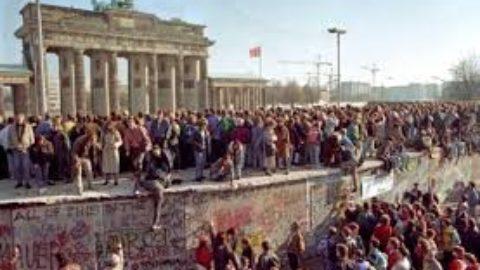 i muri al giorno d'oggi