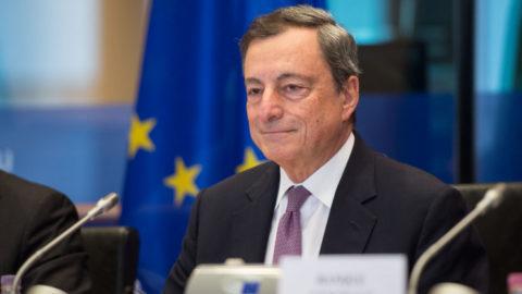 Colui che ha salvato l'Euro