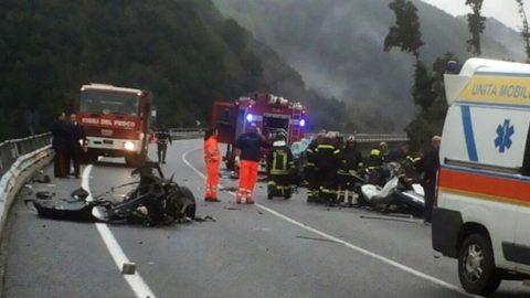 Incidenti stradali in continuo aumento