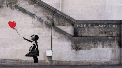 Il sottile confine dell'arte urbana
