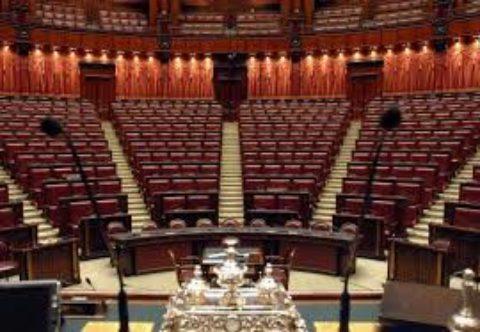 Umiliati gli assenti della Camera dei deputati
