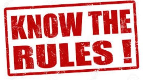 Le regole: perchè sono così importanti?