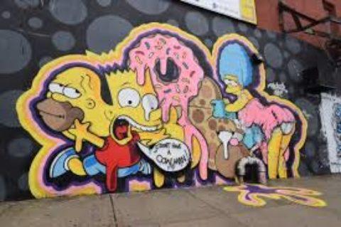 Graffiti sui muri: è arte o qualcosa di illegale?