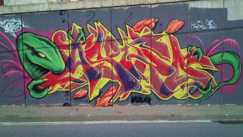 Graffiti: Street art o vandalismo?